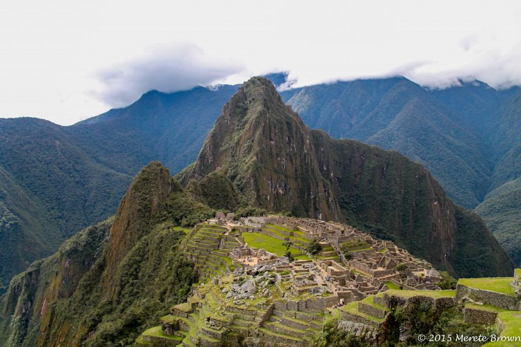 First Impressions of Peru